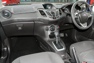 2016 Ford Fiesta WZ Ambiente PwrShift Blue 6 Speed Sports Automatic Dual Clutch Hatchback
