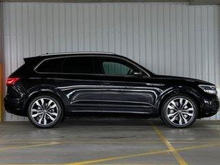 2021 Volkswagen Touareg CR MY21 V8 TDI Tiptronic 4MOTION R-Line Black 8 Speed Sports Automatic Wagon.