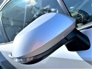 2020 Toyota Corolla ZWE211R Ascent Sport E-CVT Hybrid Silver Pearl 10 Speed Constant Variable Sedan