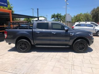 2020 Ford Ranger PX MkIII 2021.25MY XLT Grey 6 Speed Sports Automatic Double Cab Pick Up