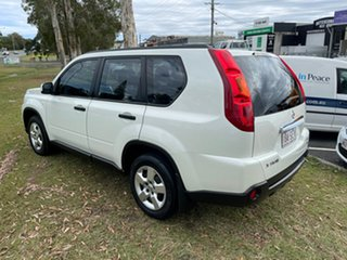2009 Nissan X-Trail T31 MY10 ST White 1 Speed Constant Variable Wagon