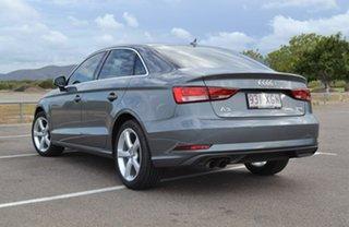 2017 Audi A3 8V MY17 S Tronic Grey 7 Speed Sports Automatic Dual Clutch Sedan.
