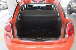2019 Mini Hatch F55 LCI Cooper DCT Orange 7 Speed Sports Automatic Dual Clutch Hatchback