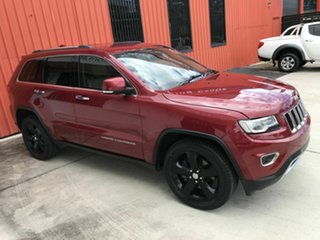 2016 Jeep Grand Cherokee WK MY15 Limited Red 8 Speed Sports Automatic Wagon