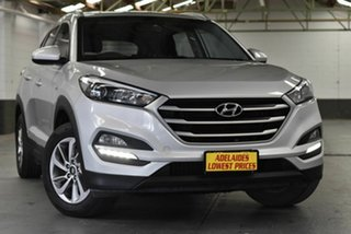2018 Hyundai Tucson TL2 MY18 Active 2WD Silver 6 Speed Sports Automatic Wagon.