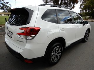 2018 Subaru Forester S5 MY19 2.5i-L CVT AWD White 7 Speed Constant Variable Wagon