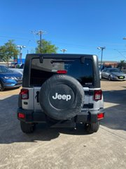 2018 Jeep Wrangler JK MY18 Unlimited Sport Silver 5 Speed Automatic Softtop