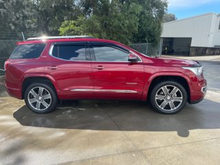2019 Holden Acadia AC MY19 LTZ-V 2WD Glory Red 9 Speed Sports Automatic Wagon