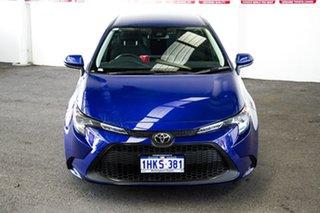 2020 Toyota Corolla Mzea12R Ascent Sport Lunar Blue 10 Speed Constant Variable Sedan.