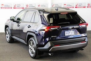 2020 Toyota RAV4 Mxaa52R GXL (2WD) Saturn Blue Continuous Variable Wagon