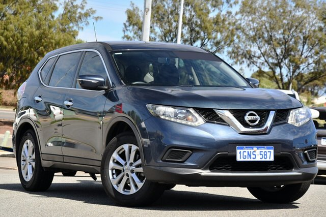 Used Nissan X-Trail T32 ST X-tronic 2WD Clarkson, 2016 Nissan X-Trail T32 ST X-tronic 2WD Blue 7 Speed Constant Variable Wagon