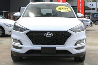 2018 Hyundai Tucson TL3 MY19 Go 2WD White 6 Speed Automatic Wagon.