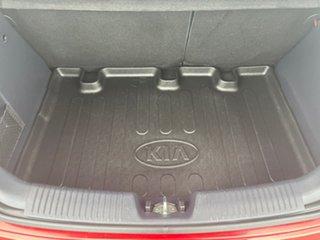 2013 Kia Rio UB MY13 SLi Burgundy 6 Speed Manual Hatchback