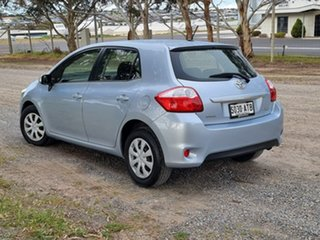 2010 Toyota Corolla ZRE152R MY11 Ascent Blue 4 Speed Automatic Hatchback