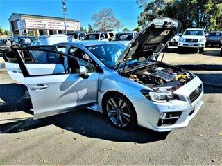 2016 Subaru WRX V1 MY16 AWD Silver 6 Speed Manual Sedan
