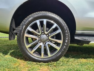 2019 Ford Everest UA II 2019.00MY Titanium Silver 10 Speed Sports Automatic SUV