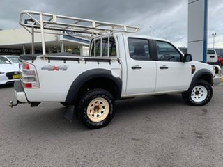 2009 Ford Ranger XL White Automatic Double Cab Pick Up