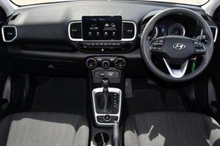 2019 Hyundai Venue QX MY20 Go White 6 Speed Automatic Wagon