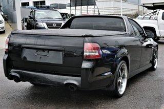 2010 Holden Ute VE MY10 SV6 Black 6 Speed Sports Automatic Utility