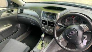 2007 Subaru Impreza MY08 RS (AWD) Grey 4 Speed Automatic Hatchback