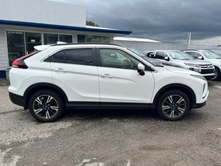 2020 Mitsubishi Eclipse Cross YB MY21 LS 2WD White 8 Speed Constant Variable Wagon.