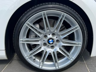2008 BMW 3 Series E92 MY08 335i Steptronic White 6 Speed Sports Automatic Coupe