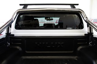 2021 Toyota Hilux GUN126R SR5 Double Cab Crystal Pearl 6 Speed Sports Automatic Utility