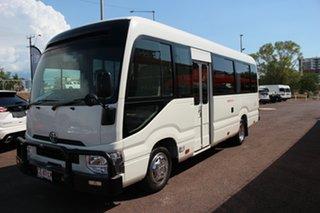 Coaster STD 4.0L T Diesel Automatic Bus.