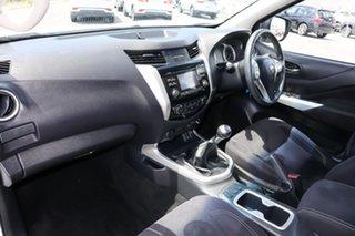 2016 Nissan Navara D23 ST White 6 Speed Manual Utility