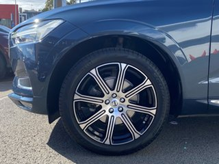 2017 Volvo XC60 246 MY18 D4 Inscription (AWD) Denim Blue 8 Speed Automatic Geartronic Wagon.