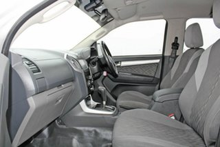 2014 Holden Colorado RG MY15 LS (4x2) Silver 6 Speed Automatic Crew Cab Chassis