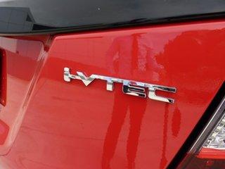 2018 Honda Jazz GF MY18 VTi Red 1 Speed Constant Variable Hatchback