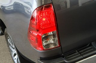 2018 Toyota Hilux GUN126R MY19 SR5 (4x4) Graphite 6 Speed Automatic X Cab Pickup