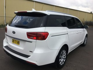 2019 Kia Carnival YP S White Sports Automatic