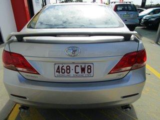 2007 Toyota Aurion GSV40R AT-X Silver 6 Speed Sports Automatic Sedan