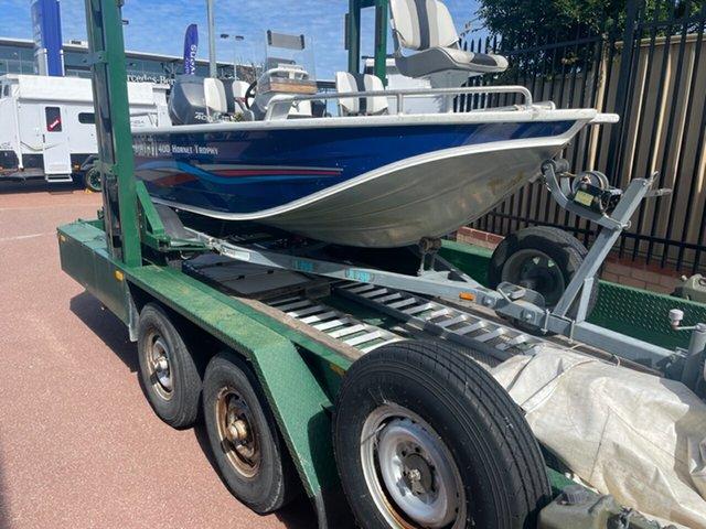 Used Trailer St James, 2005 Custom Built Trailer 2 Axle Dog