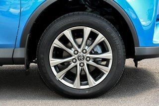 2017 Toyota RAV4 ASA44R Cruiser AWD Blue 6 Speed Sports Automatic Wagon