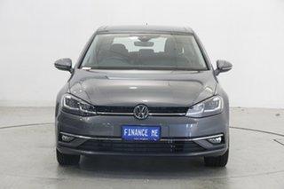 2020 Volkswagen Golf 7.5 MY20 110TSI DSG Highline Indium Grey 7 Speed Sports Automatic Dual Clutch.