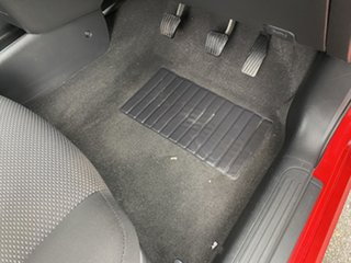 2009 Holden Barina TK MY09 Red 5 Speed Manual Hatchback
