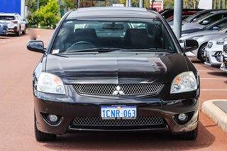 2007 Mitsubishi 380 DB Series 2 SX Black 5 Speed Sports Automatic Sedan.