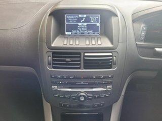 2012 Ford Territory SZ TX Seq Sport Shift AWD Blue 6 Speed Sports Automatic Wagon