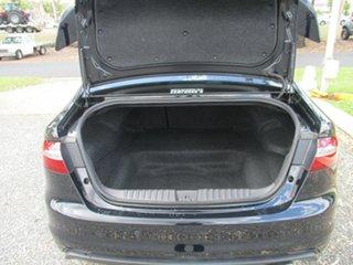 2016 Ford Falcon FG X XR6 Black 6 Speed Sports Automatic Sedan