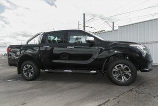 2018 Mazda BT-50 UR0YG1 GT Black 6 Speed Sports Automatic Utility.