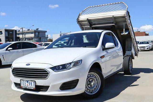 Used Ford Falcon FG X Super Cab Coburg North, 2015 Ford Falcon FG X Super Cab White 6 Speed Sports Automatic Cab Chassis