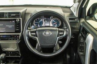 2017 Toyota Landcruiser Prado GDJ150R MY17 GX (4x4) Crystal Pearl 6 Speed Automatic Wagon