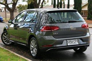 2020 Volkswagen Golf 7.5 MY20 110TSI DSG Comfortline Grey 7 Speed Sports Automatic Dual Clutch.