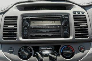 2005 Toyota Camry ACV36R MY06 Altise Blue 4 Speed Automatic Sedan