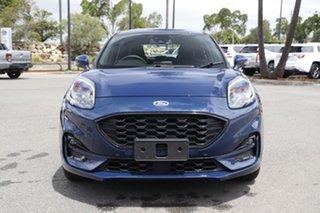 2020 Ford Puma JK 2021.25MY ST-Line Blazer Blue 7 Speed Sports Automatic Dual Clutch Wagon