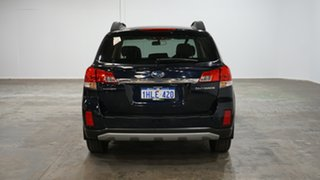 2014 Subaru Outback B5A MY14 2.5i Lineartronic AWD Blue 6 Speed Constant Variable Wagon