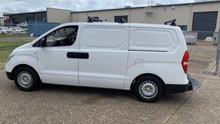 2013 Hyundai iLOAD TQ MY13 White 5 Speed Automatic Van